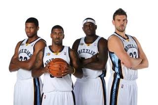 メンフィス・グリズリーズ - NBA...