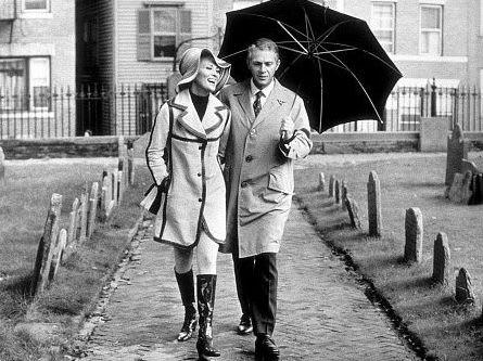 (2009年) 『華麗なる賭け』(The Thomas Crown Affair 1968年 米) - 小父さんから Ali Macgraw And Steve Mcqueen