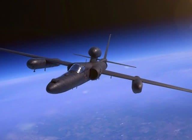 U2偵察機,ロッキードU2,高高度偵察機,USAF,中国軍,トンプー誘導弾,弾道ミサイル,南シナ海,パラセル諸島,東風26,浙江省,東風21D,GuamExpress,ミサイル,,