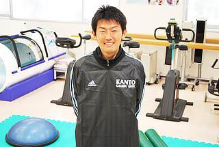 東京メディカルスポーツ専門学校のアスリートサポートクラブ(ASC)