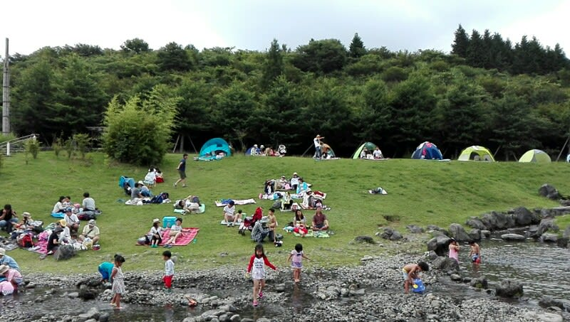富士山 こども の 国