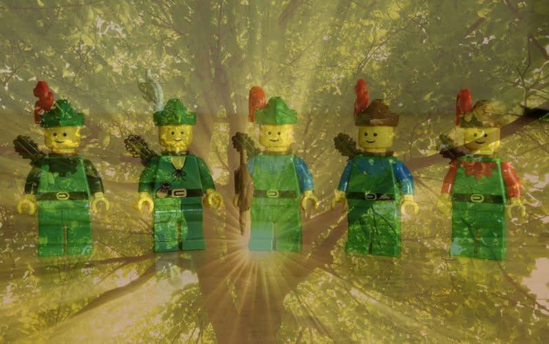 LEGO Vintage Minifigures 1980-1985