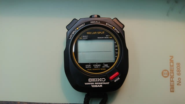 7990910df1 ストップウォッチ電池交換 - 1級時計修理技能士 東京練馬 富屋時計店 ブログ