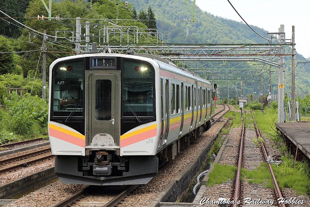 鉄道写真】上越線を走るE129系(2...