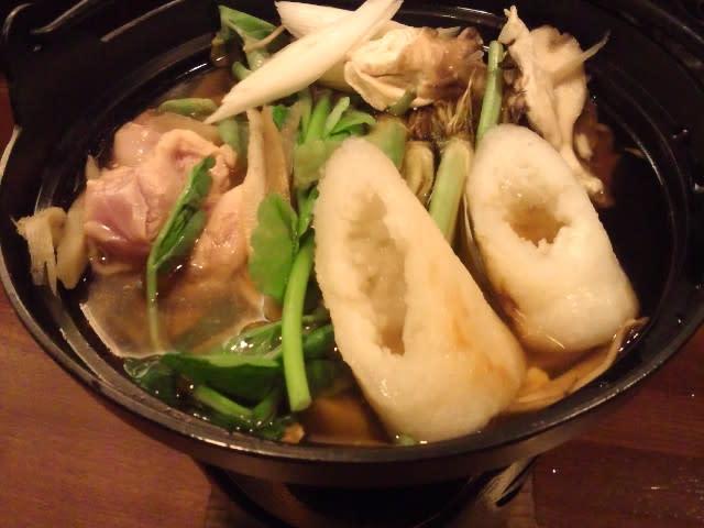 【キリタンポ鍋】