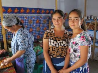 タジキスタンの人々 - Luntaの小...