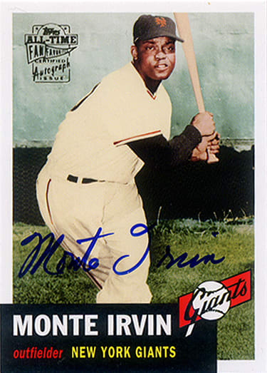 file.116 Monte IRVIN【モンテ・...
