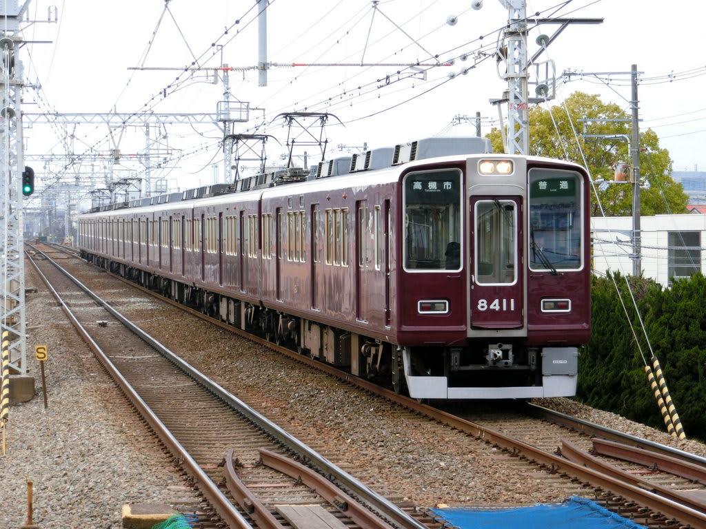 阪急8300系