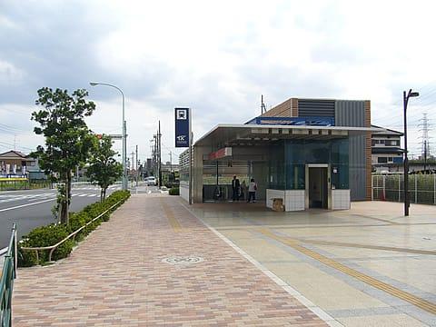 六町駅 - 駅は世界