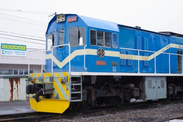 釧路臨港鉄道(1) ようやっと - ...