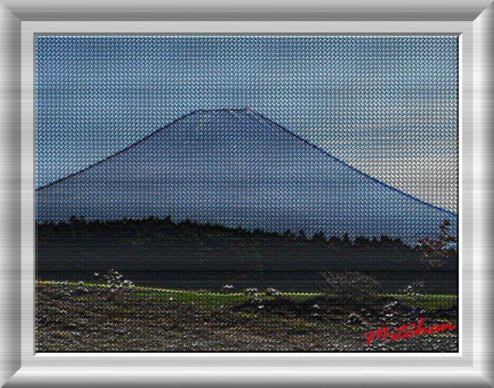 富士山 11月23日