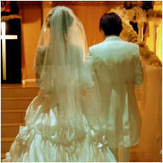 「運命の出会い、結婚したい! ←この記事ど」の質問画像