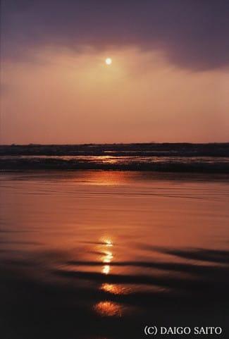 落日の威光