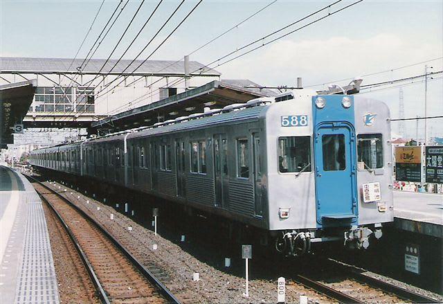 泉北高速鉄道 №1 - 【鉄道写真・撮り歩る記】