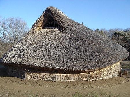 式 住居 竪穴 竪穴式住居