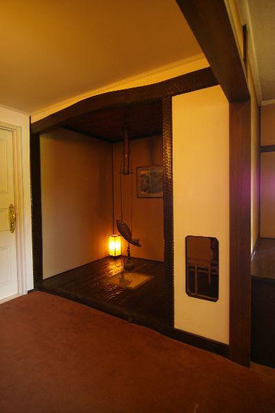 寺子屋の二階