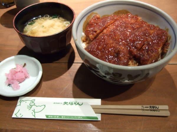 カツ 丼 味噌