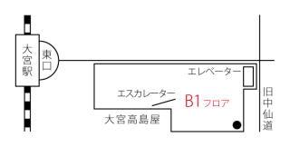 Takashimaya1map