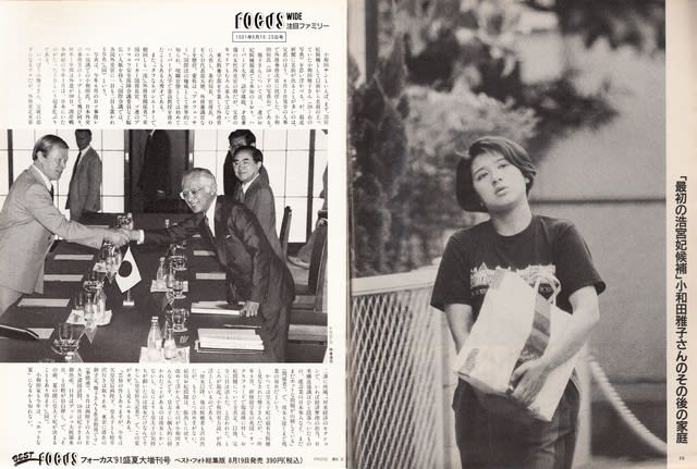 1991年の日本の女性史