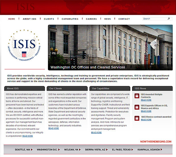 Isislocatedinronaldreaganbuildingwa