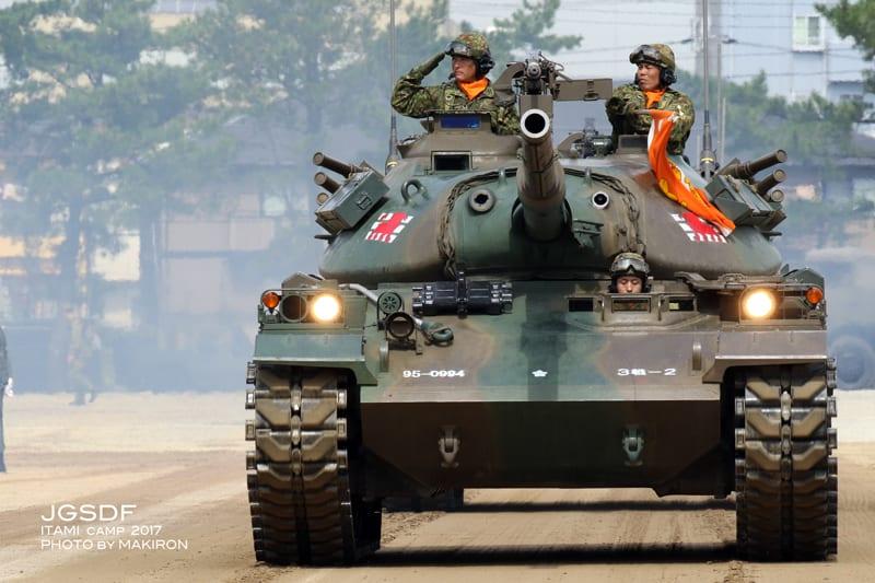 74式戦車