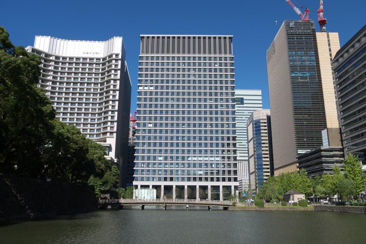 日本生命丸の内ガーデンタワー:竣工済 2014年10月14日 - 緑には ...