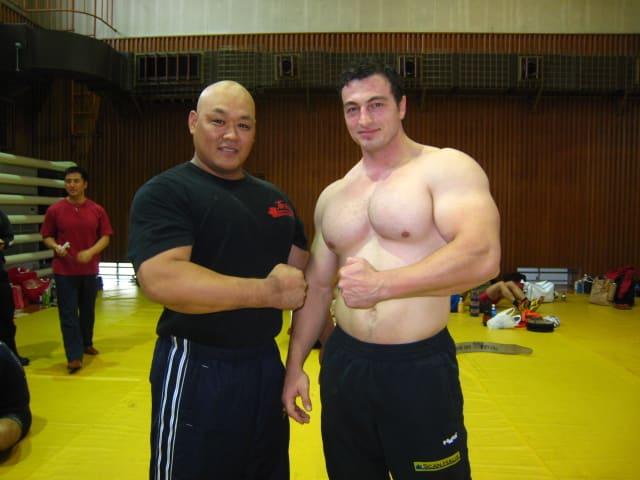 90kg ベンチ プレス