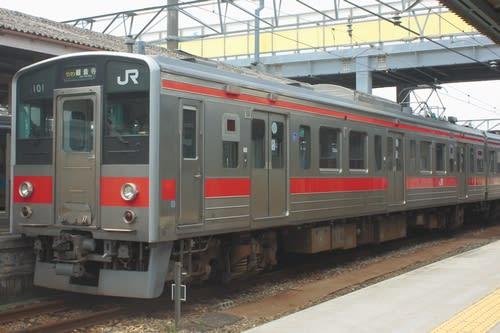 クハ121-1