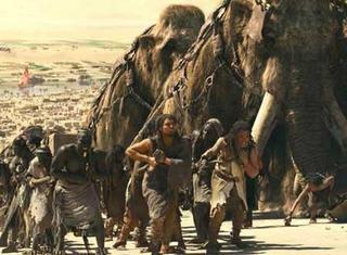紀元前1万年/10,000 B.C. - 我想一個人映画美的女人blog