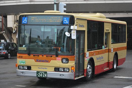 神奈中町田のノンステ新車 - 斬...