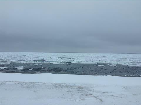流氷・吹雪・北の果て(猿払、歌登)2 - 風に吹かれて旅ごころ