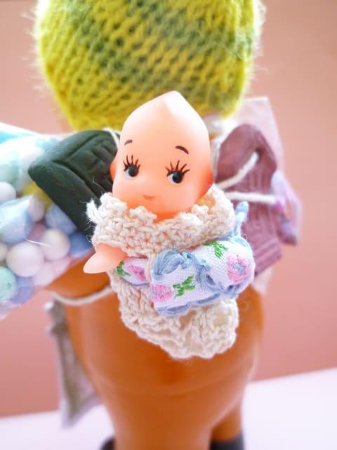 エケコ人形用小物 赤ちゃんが欲しい☆ みるく 【小物のみの価格】
