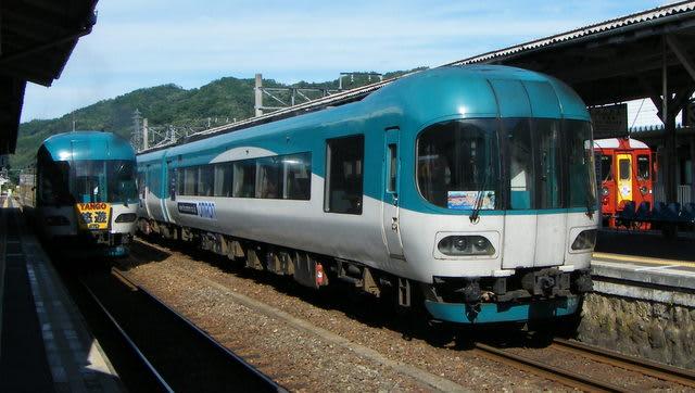 北近畿タンゴ鉄道KTR8000形