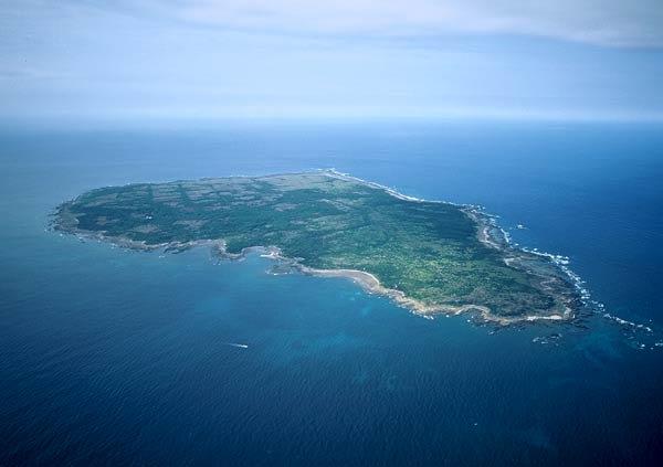 緑の馬毛島