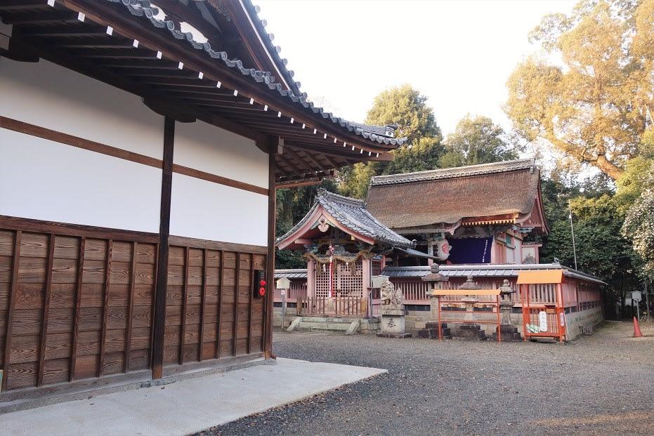 荒見神社、玉田神社、雙栗神社 ...
