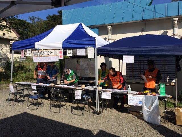 岩泉町水害ボランティア活動報告 - 東北パラダイス