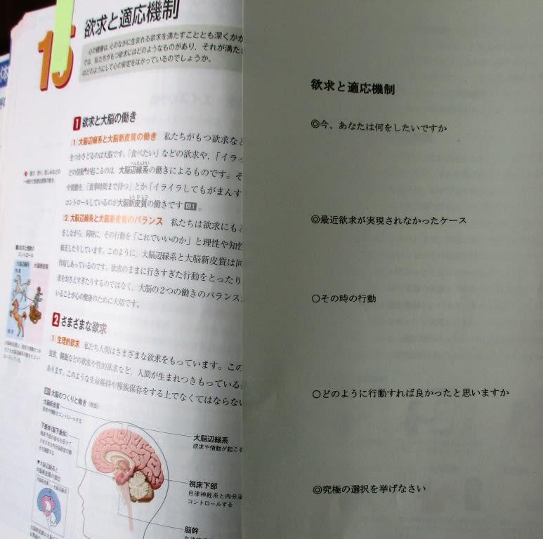 保健 ノート 体育 高等 答え 最新