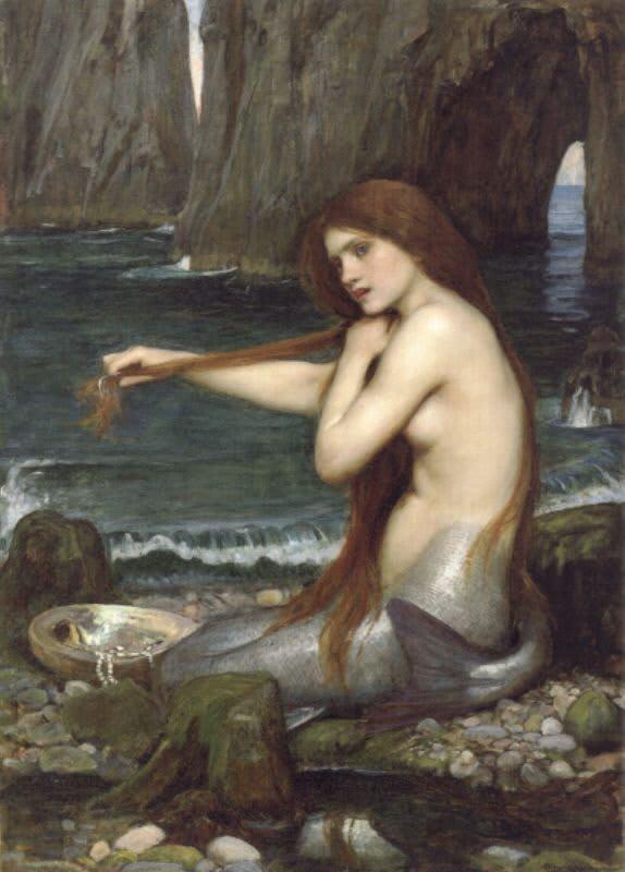 Waterhouse1mermaid