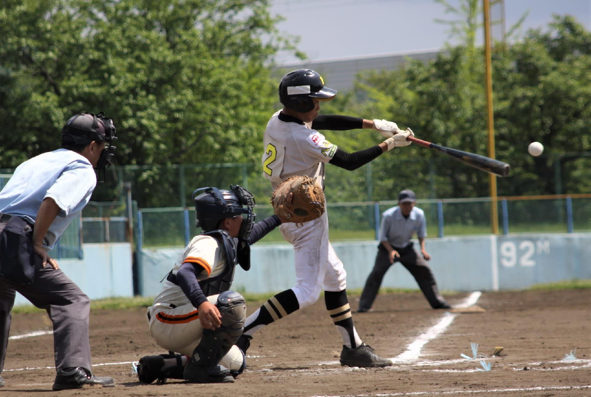 大会結果 - 千葉県少年野球連盟公式HP