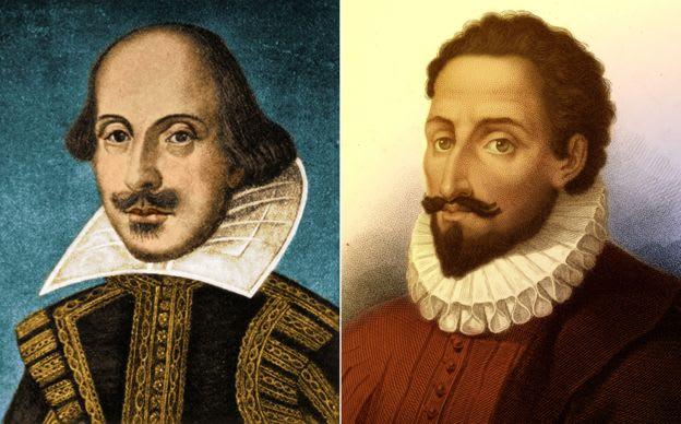 シェイクスピアとセルバンテスは、1616年04月23日に死んだ。 - 世界 ...