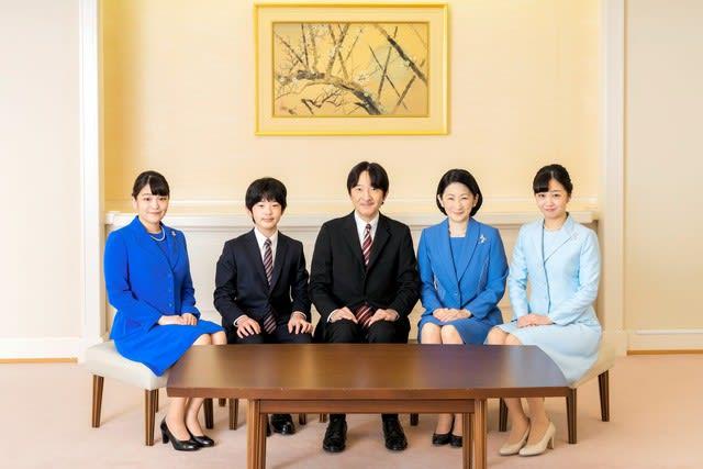 ブログ マロママ 皇室