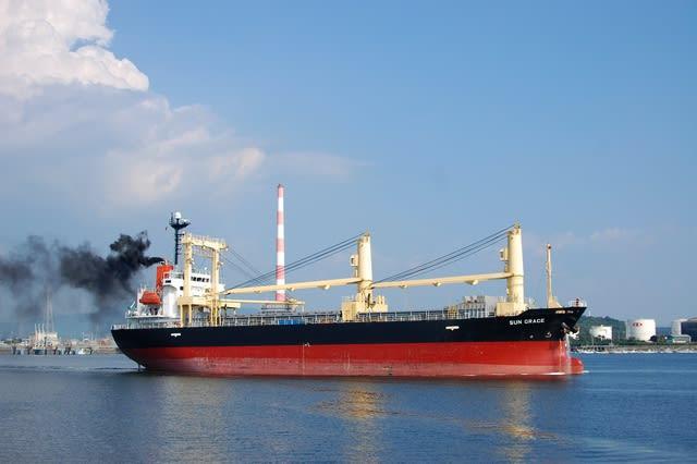 貨物船 SUN  GRACE