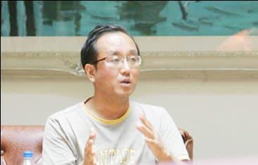 安海龍監督との出会い - NPO法人...