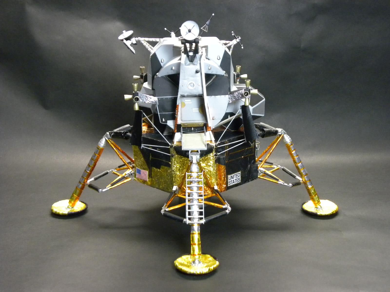 月 着陸 船
