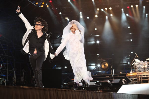 X JAPAN 台湾公演に関する記事そ...