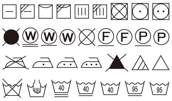 洗濯表示マークの変更(2016年12月1日より国内外 …