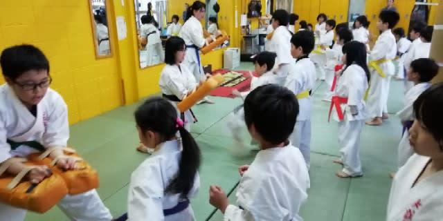 北海道 札幌 空手 キッズの募集を締切ります!
