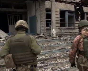ウクライナvsロシア,ウクライナ軍,親ロシア分離主義者,ウクライナ陣地,ゼレンスキー大統領,ジョージア人兵士,砲撃,ドネツク,戦闘,陸戦,砲撃戦,,