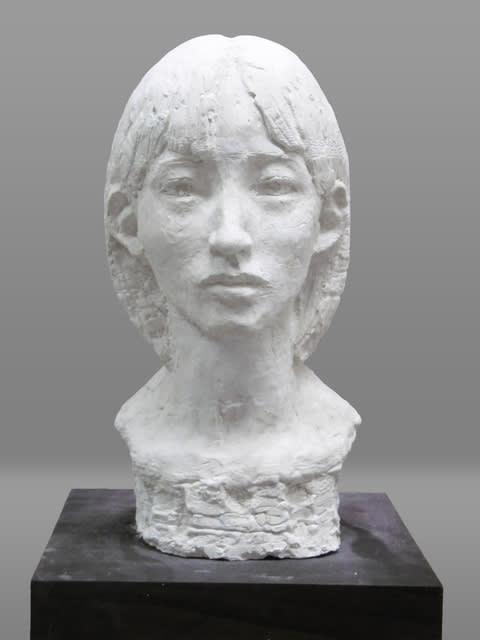 彫刻家】のしごと・セメント「Que,Sera,Sera」彫刻家現代 日本 - <彫刻 ...