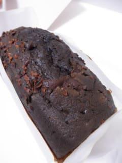 チョコレートバナナブレッド